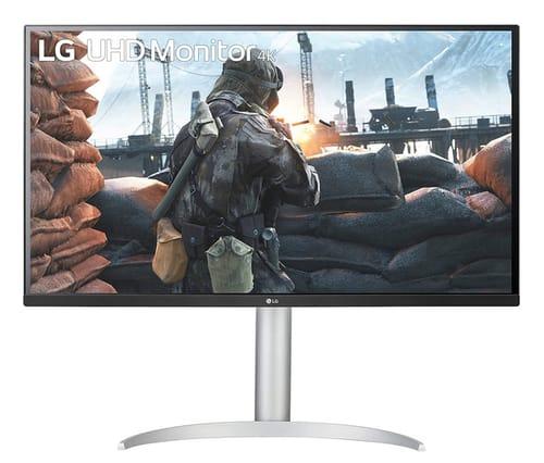 LG 32UP83A-W 31.5 Inch Class UHD IPS Monitor