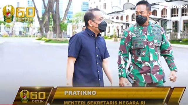 Refly Harun: Mungkin Saja Andika Perkasa Tidak Jadi Panglima TNI