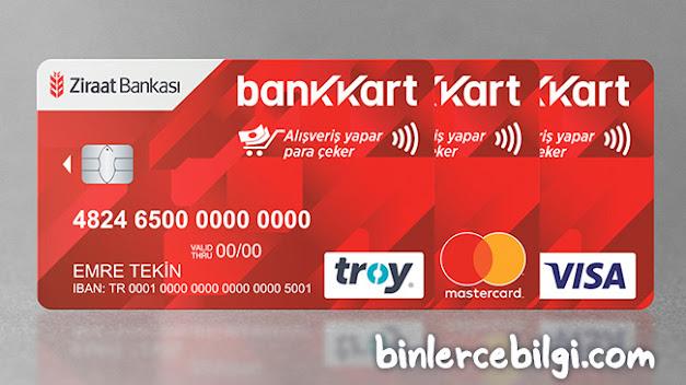Ziraat Bankası kredi kartı nasıl alınır? Ziraat BankKart Combo almak için nereler gerekli? nereye başvurulur? başvuru için istenen belgeler nelerdir?