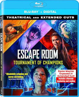 Escape Room 2: Tensão Máxima [Versão Extendida] Dual Áudio 2021 – BluRay 1080p / 720p / 4K 2160p
