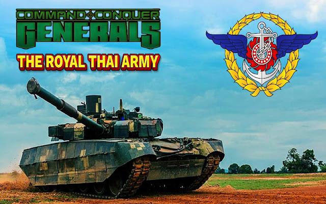 Generals Zero Hour The Royal Thai Army