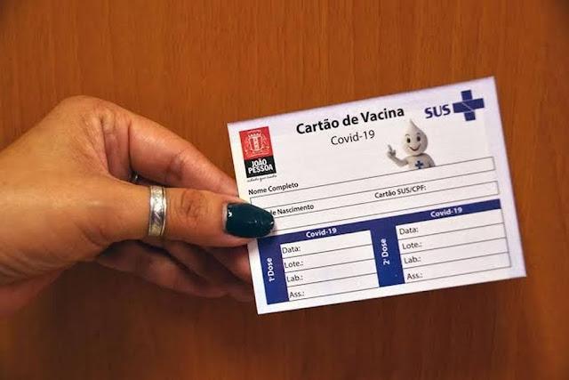 Lei que institui passaporte da vacina para entrada em estabelecimentos comerciais é sancionada na Paraíba