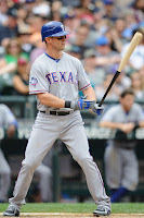 Happy # 45 Michael Young