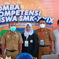 SMKN 1 Selayar Wakili Sulsel di LKS SMK-XXIX Tingkat Nasional Tahun 2021