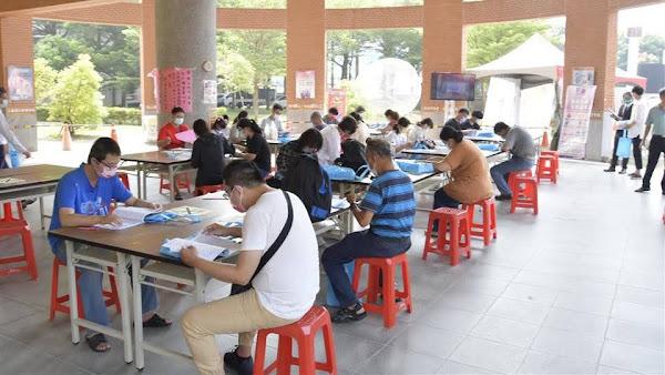 彰化就業博覽會第四場 10月23日在國立和美實驗學校