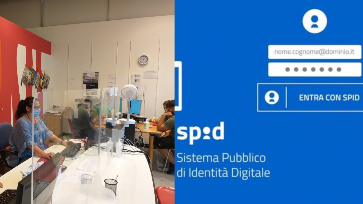 Spid point Comune di Catania identità digitale