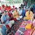 दिव्य ज्योति जागृति संस्थान द्वारा श्रीमद् भागवत कथा के लिए भूमि पूजन