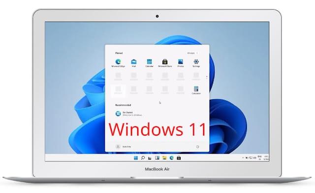 تنزيل ويندوز 11 Windows IOS مجانا 2022 ايزو الاصلية برابط مباشر