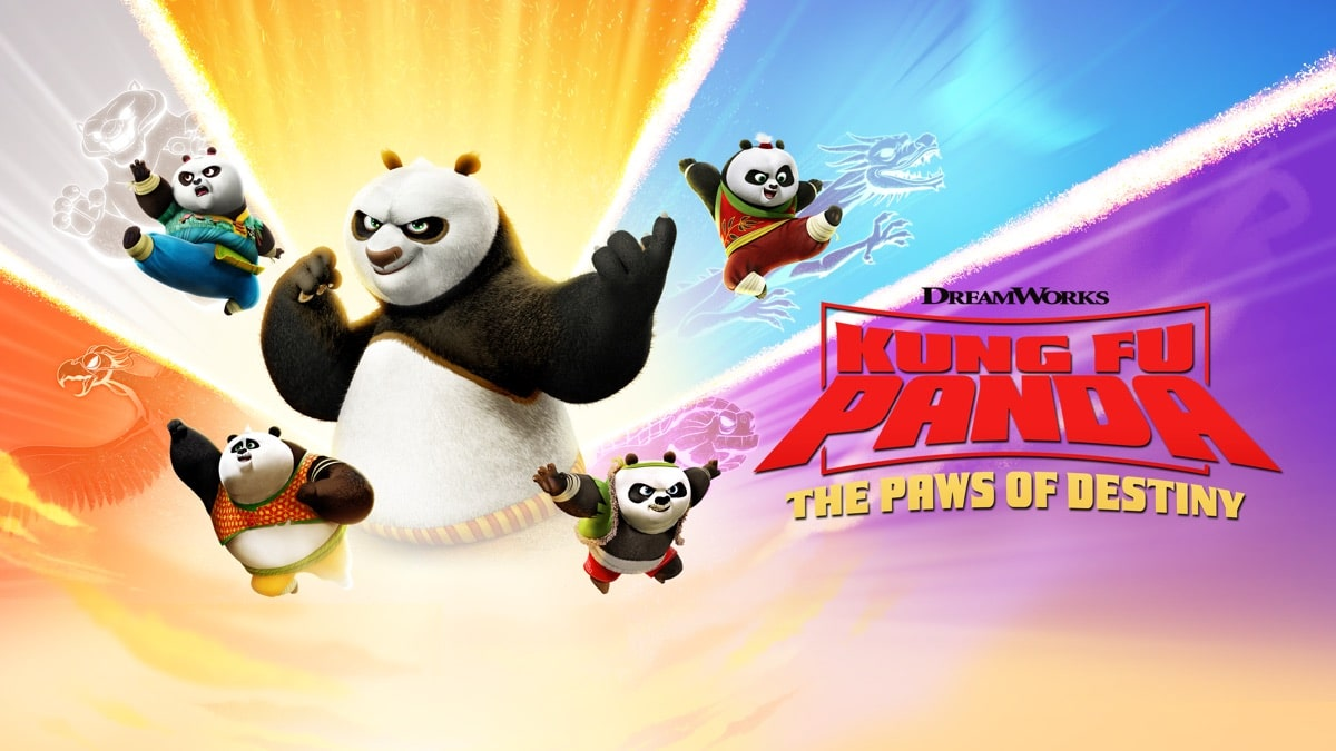 Kung Fu Panda The Paws of Destiny Season 2 Hindi Dubbed Episodes Download