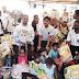बिर्ला महाविद्यालयाच्या एनएसएस युनिटची म्हसकल गावातील विद्यार्थ्यांना  मदत विद्यार्थ्यांना केले शैक्षणिक साहित्याचे वाटप
