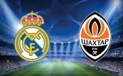 نتيجة مباراة ريال مدريد وشختار دونسيتك في دوري أبطال اوربا العالمي سبورت