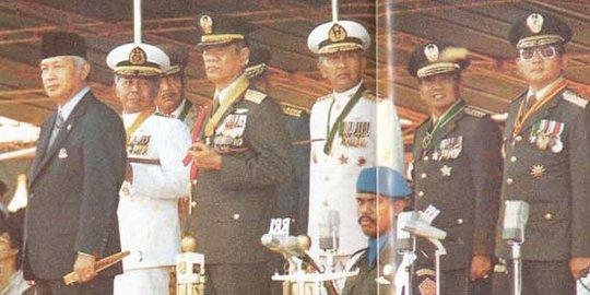 Jenderal M. Jusuf Jadi Panglima ABRI Setelah 14 Tahun Tidak Aktif di Militer