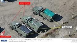 Lính đánh thuê Nga ở Ukraine cải trang bệ phóng tên lửa thành xe tải