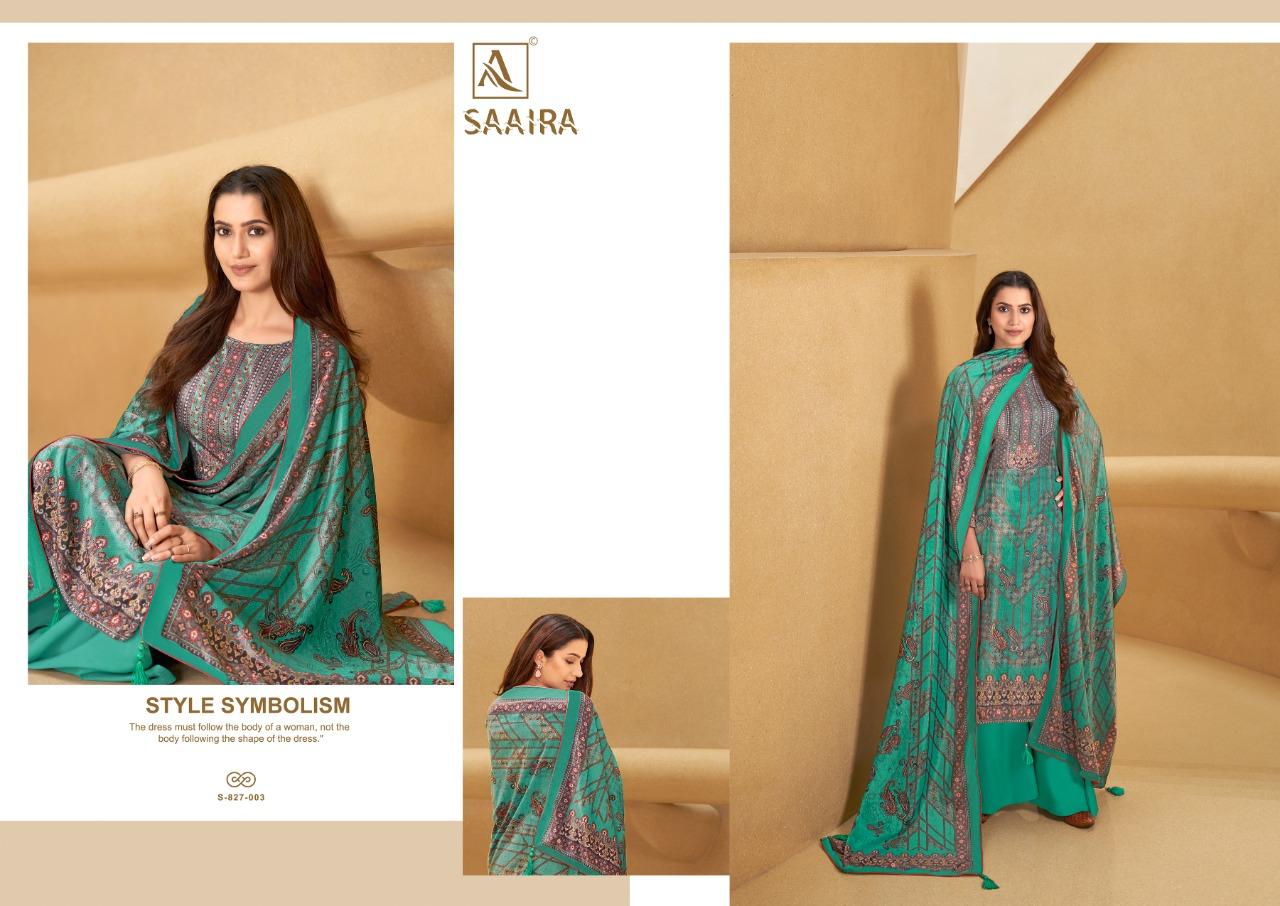 Alok Saaira Karachi Salwar Suits Catalog Lowest Price