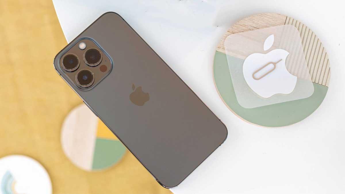 Apple iPhone 13 Pro للمراجعة