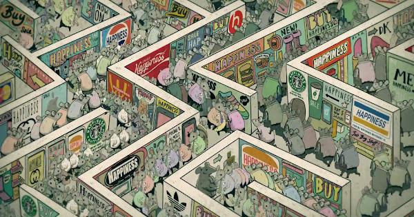 Abundancia y saciedad, en la sociedad actual   por Erich Fromm