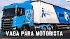 Transportadora GH abre 10 vagas para motorista carreteiro