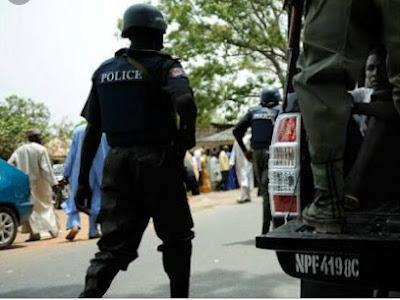 Nigerian Policeman Kills DSS officer Mistaken to be Member of Unknown Gunmen [PHOTOS]