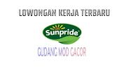 Loker Admin Warehouse Sunpride Tangerang Terbaru Oktober 2021