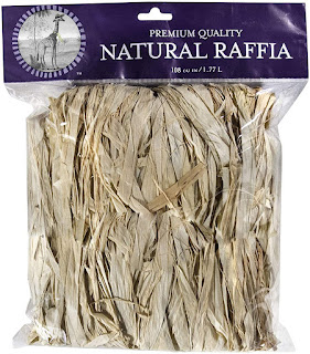 Natural Raffia For Handicraft and Decorations