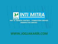Loker Jogja, Solo, Semarang Teknisi Pest Control di Inti Mitra