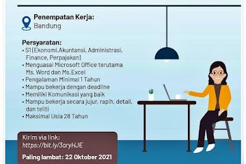 Loker Bandung Admin Pkiran Rakyat Com