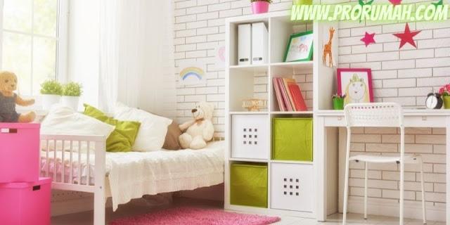 desain kamar anak cewek - mengusung warna pastel