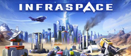 New Games: INFRASPACE (PC) - Sci-Fi City Builder - Early Access