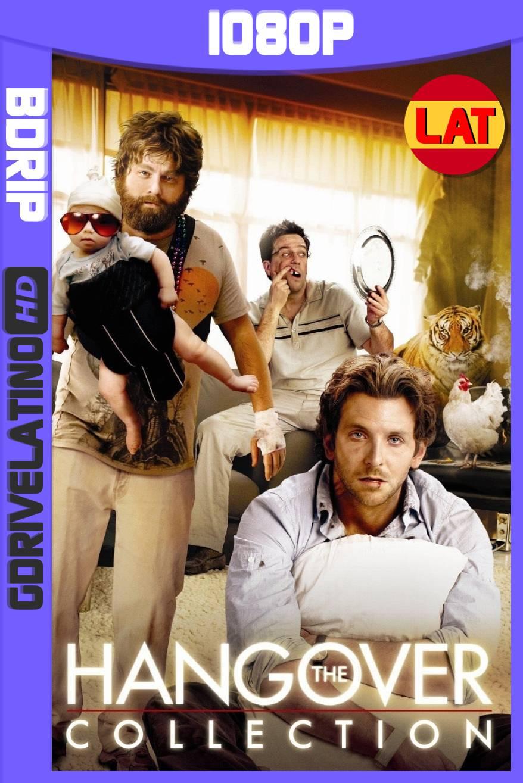 ¿Qué Pasó Ayer? (2009-2013) Trilogía BDRip 1080p Latino-Ingles MKV