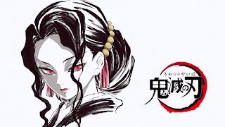 鬼滅の刃アニメ アイキャッチ 鬼舞辻󠄀無慘 Kibutsuji Muzan   Demon Slayer Eyecatcher