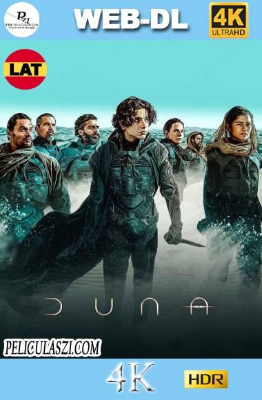 Dune (2021) Ultra HD WEB-DL 4K HDR Dual-Latino – VIP