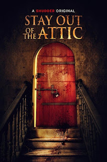 Stay Out of the F**king Attic [2021] [CUSTOM HD] [DVDR] [NTSC] [Latino]