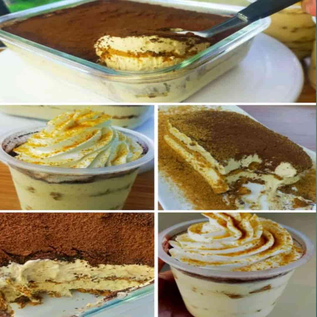 Easy Tiramisu Cheesecake Recipe