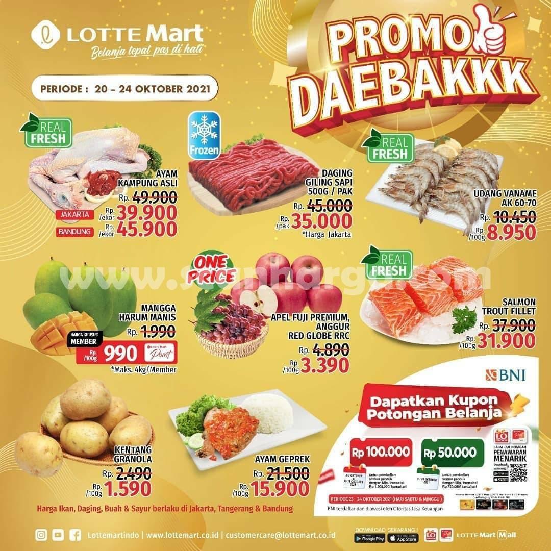 Katalog Promo Lottemart Weekend 20 - 24 Oktober 2021 6