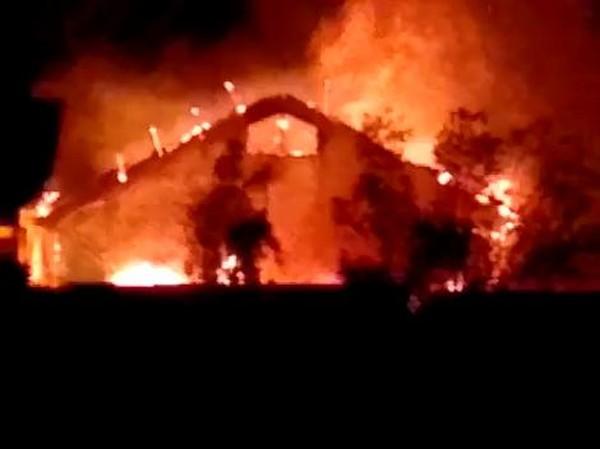 Kebakaran Sekolah MAN Kota Pasuruan, Api Muncul dari Studio Musik