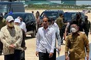 Groundbreaking Smelter Freeport di Gresik, Jokowi: Bisa Serap 40 Ribu Tenaga Kerja
