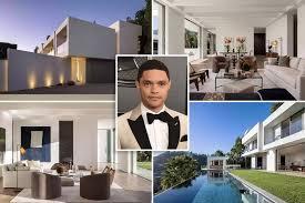 Trevor Noah Bel Air Mansion for sale in Los Angeles