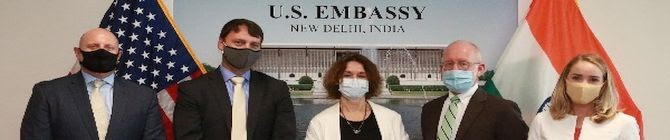 Seeking To Work With India To Enhance Bilateral Trade Relationship, Says US Embassy In India