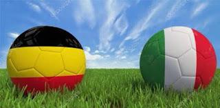 موعد مباراة إيطاليا ضد بلجيكا في مباراة تحديد المركز الثالث في دوري الأمم الأوروبية والقنوات الناقلة لها