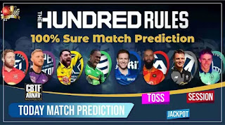 WEF vs LNS 100% Sure Match Prediction 100 Balls Welsh Fire vs London Spirit 32nd Match The Hundred Mens Competition