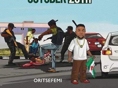 Oritse Femi – October 20th