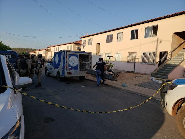 Discussão termina em morte no residencial São Francisco em Barreiras