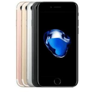 $110, Refurb Unlocked Apple iPhone 7 32GB Phone