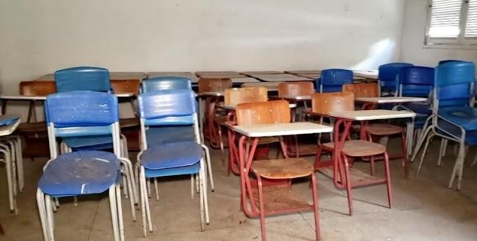 Escolas estaduais do RN ainda têm 12 mil alunos com 100% de aulas remotas