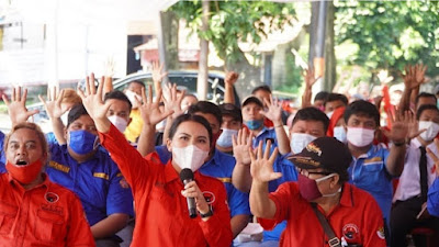 Kampus USU Digerebek BNN, Meryl: Bentuk Satgas dan Perbanyak Duta Anti Narkoba