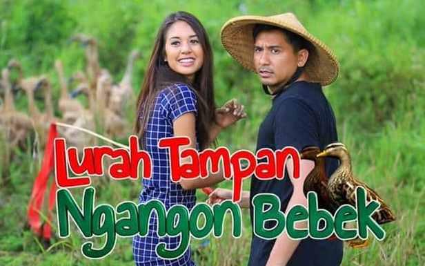 Nama Pemain FTV Lurah Tampan Ngangon Bebek SCTV