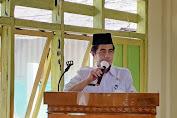 Wabup H. Saiful Arif Kunker di 4 Kecamatan Kepulauan