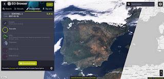 تصفح وشاهد صور مذهلة لكوكب الارض من الأقمار الصناعية مباشرة من متصفحك !