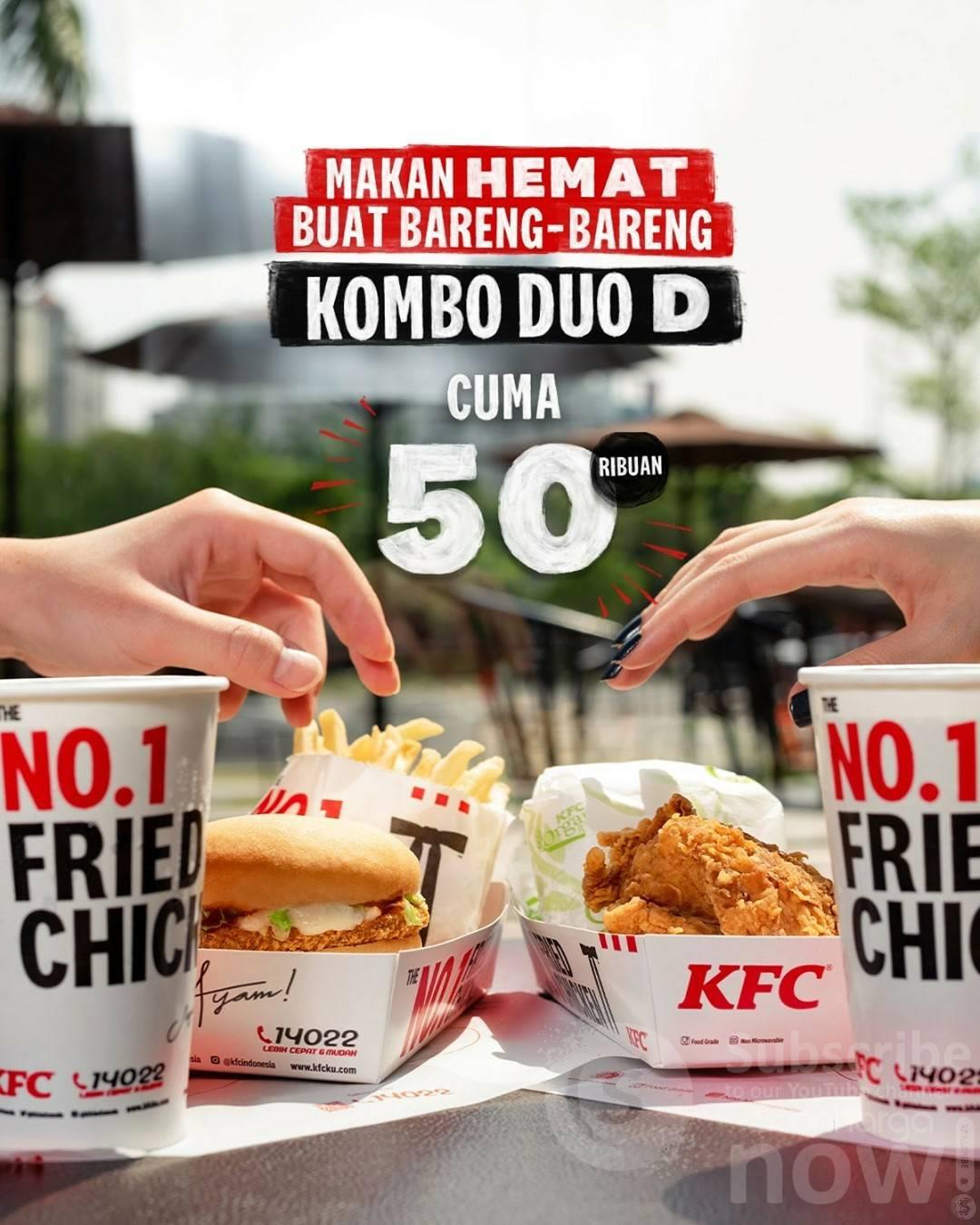 KFC KOMBO DUO D