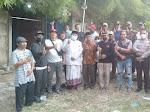 Hikmah Pagar Besi ,Bisa Menyatukan Tali Persaudaraan sama warga Benda Kamal Lewat FMP2G